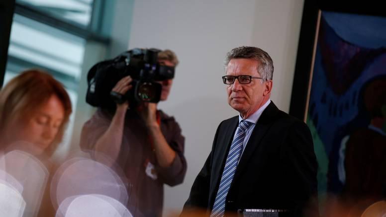 Njemački ministar zabranio je rad jakom ljevičarskom portalu