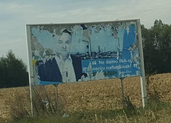 Prije lokalnih izbora obećao je: 'Ne damo rafineriju'. A sad šuti