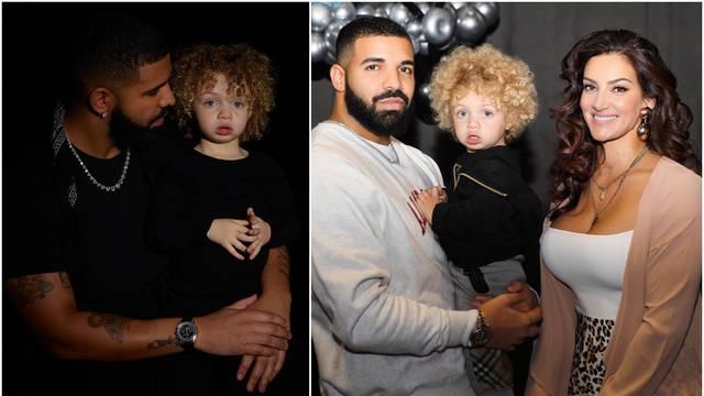 Drake radio dva testa očinstva: 'Jesi siguran da si mu ti otac?'