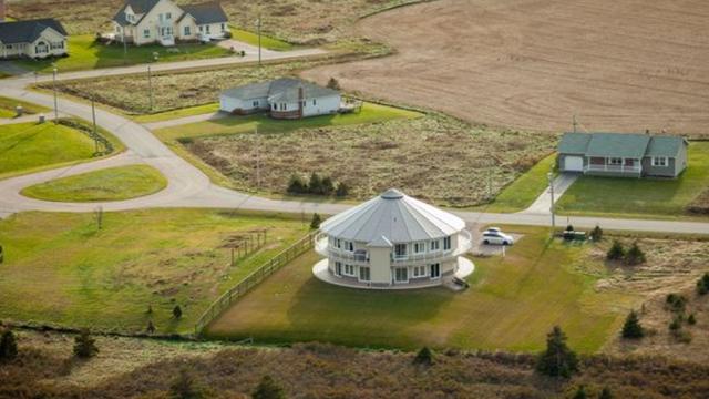 Sami izaberite pogled: Prva kuća za odmor koja se - rotira