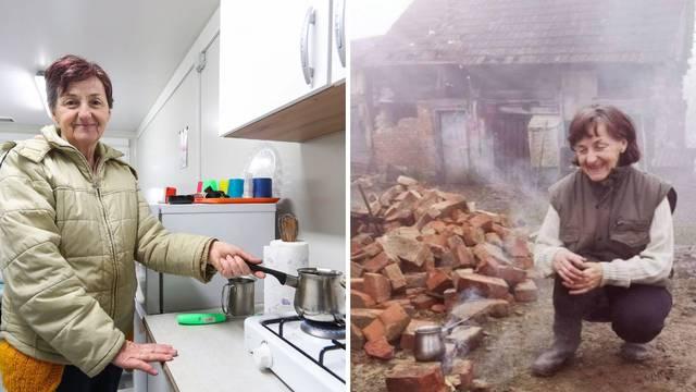 'Kava skuhana na ruševinama bila je najbolja koju sam popila'