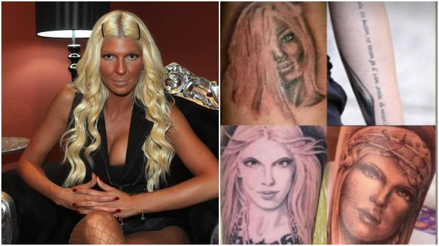 Suludo? Tetoviranje Karleušinog lika postalo je masovni trend...