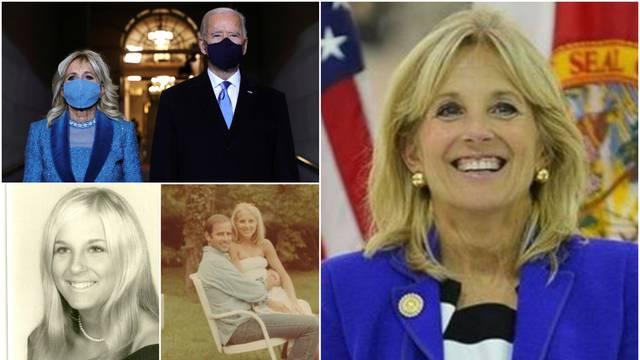Joe Biden je Jill pet puta prosio prije nego je pristala, divila mu se jer je bio samohrani otac...