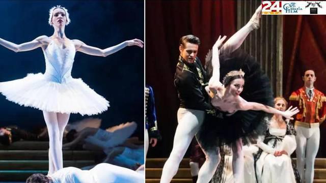 Gledajte i uživajte u čarobnom baletu 'Labuđe jezero' s kauča