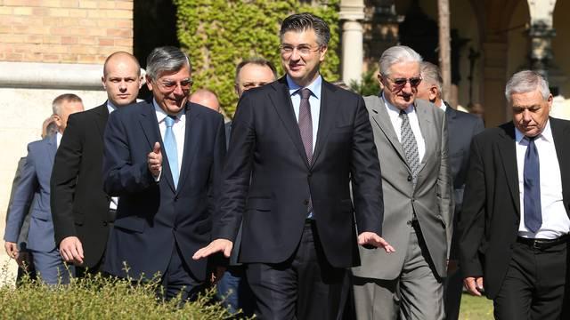 Plenković o HNS-u: Suradnja koja  relaksira odnose u politici