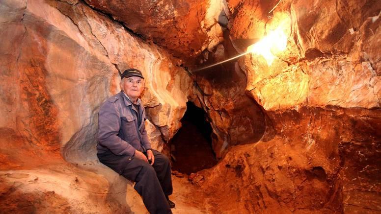 Petar kopa već 30 godina: 'Pod kućom imam špilju i tunele'