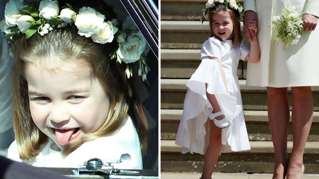 Vragolasta djeveruša: Princeza Charlotte se odlično zabavljala