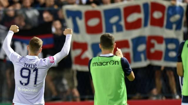 'Lijepo je da me traži pola lige, ali nadam se prilici u Hajduku'