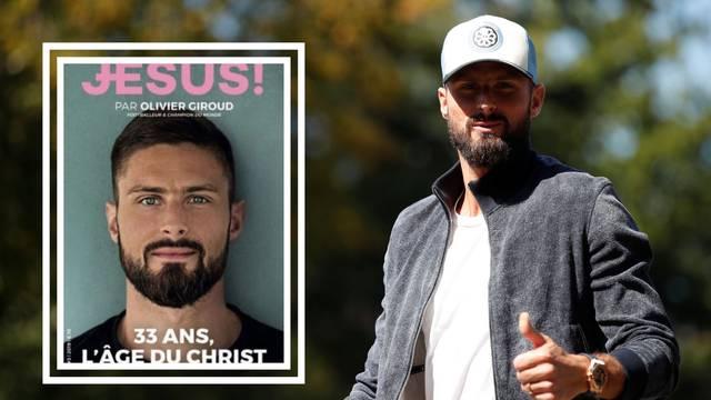 Prevario ženu pa se preobratio: Giroud otvoreno o svojoj vjeri