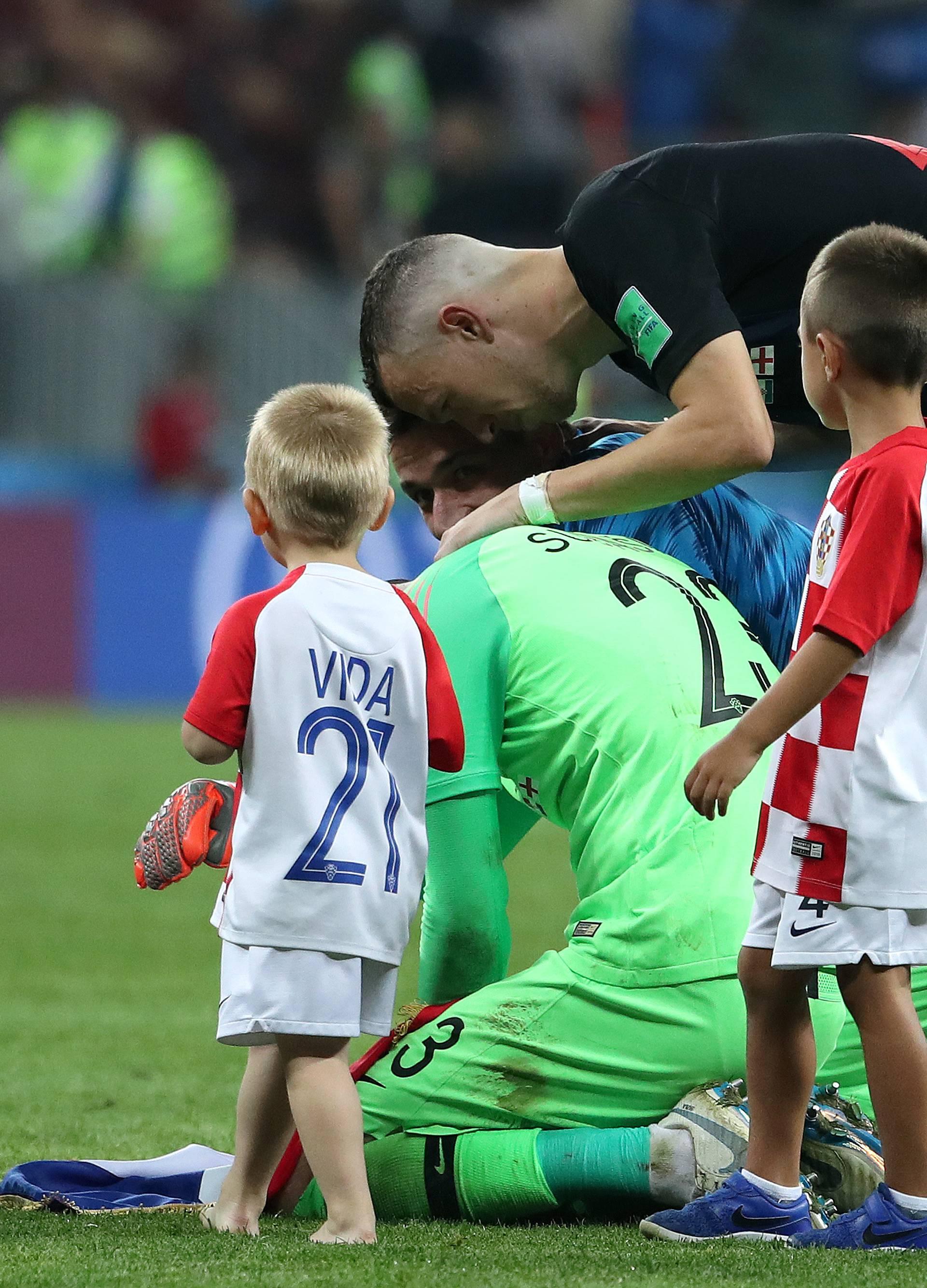 SP 2018, Hrvatska - Engleska