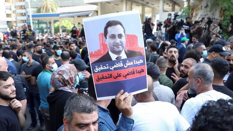 Najmanje pet mrtvih u Bejrutu na prosvjedu protiv  suca koji istražuje eksploziju kemikalija