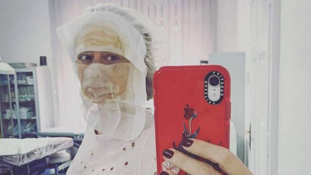 Jelena Veljača bila na tretmanu pomlađivanja: Kao mumija sam
