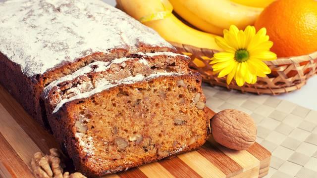 Najčešće greške zbog kojih vam ne uspjeva fini kruh od banana