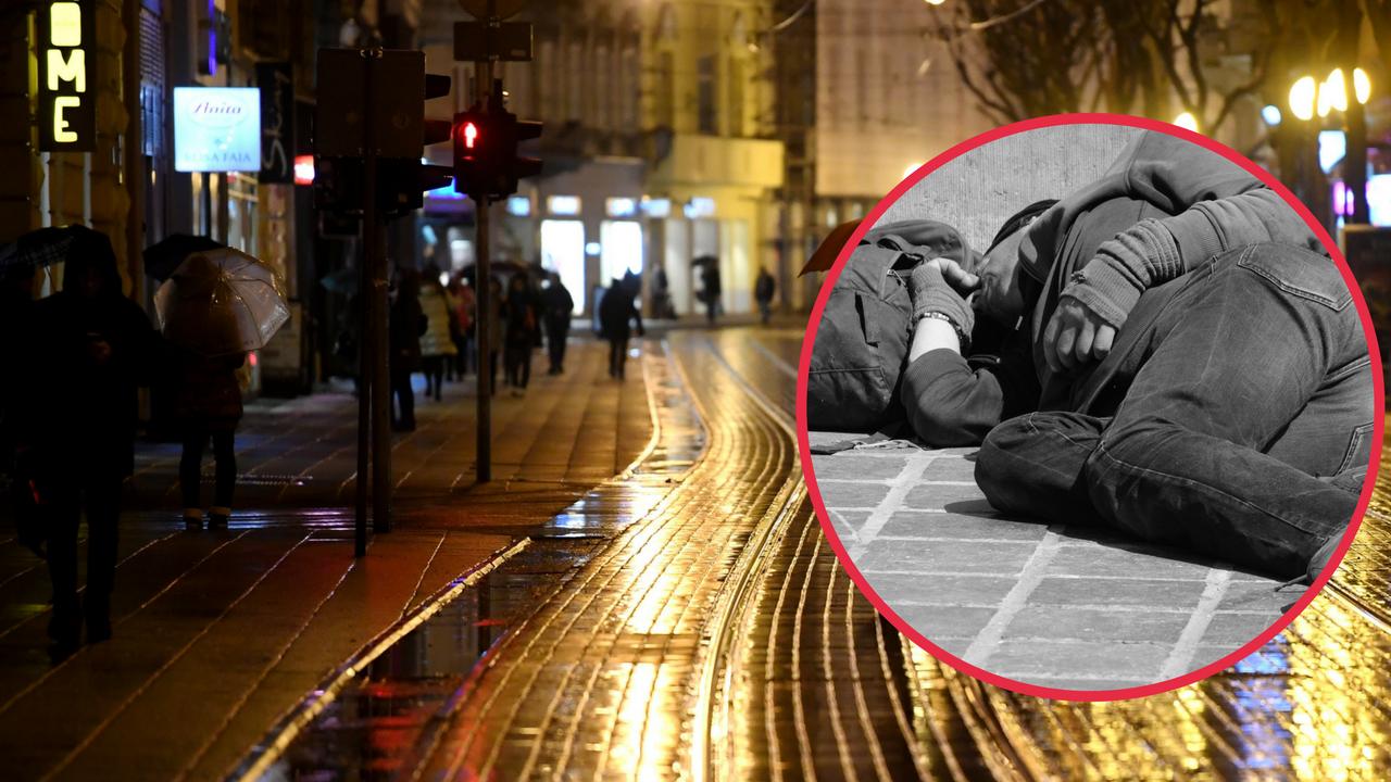 Život bez doma: 'Spavao sam u rupama da se ne bih smrznuo'