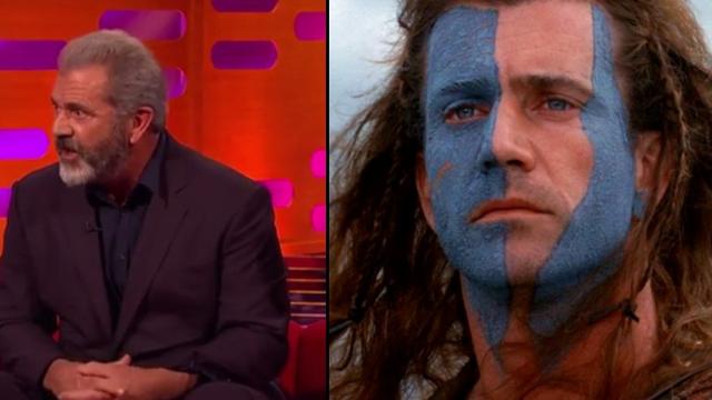 Kako je Sean Connery ostavio trajan utisak na Mela Gibsona