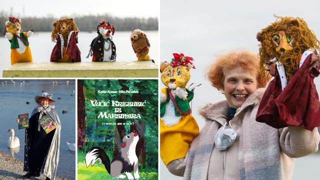 'Vila Pričalica': Piše i poklanja knjige za djecu koje roditeljima mogu biti korisne u odgoju