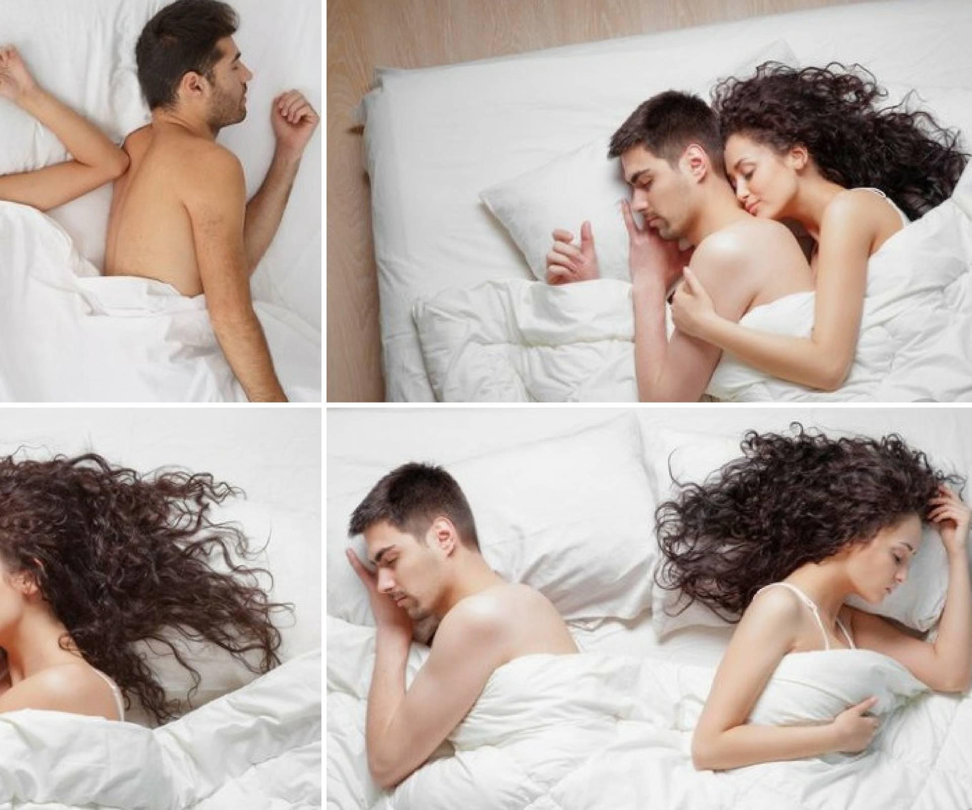 Položaj spavanja otkriva puno, pa čak i da li vas partner vara