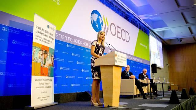 Queen Maxima launches OECD PISA report