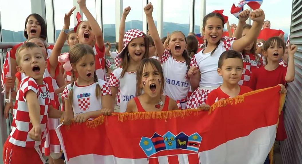 Nabrijavanje za tekmu: Pojačaj na najjače, danas igraju Hrvati!