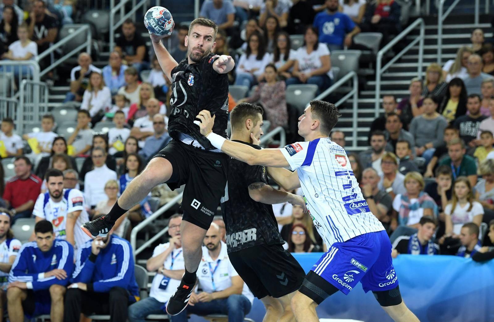 Zagreb: VELUX EHF Liga prvaka, RK PPD Zagreb - SC MOL-Pick Szeged