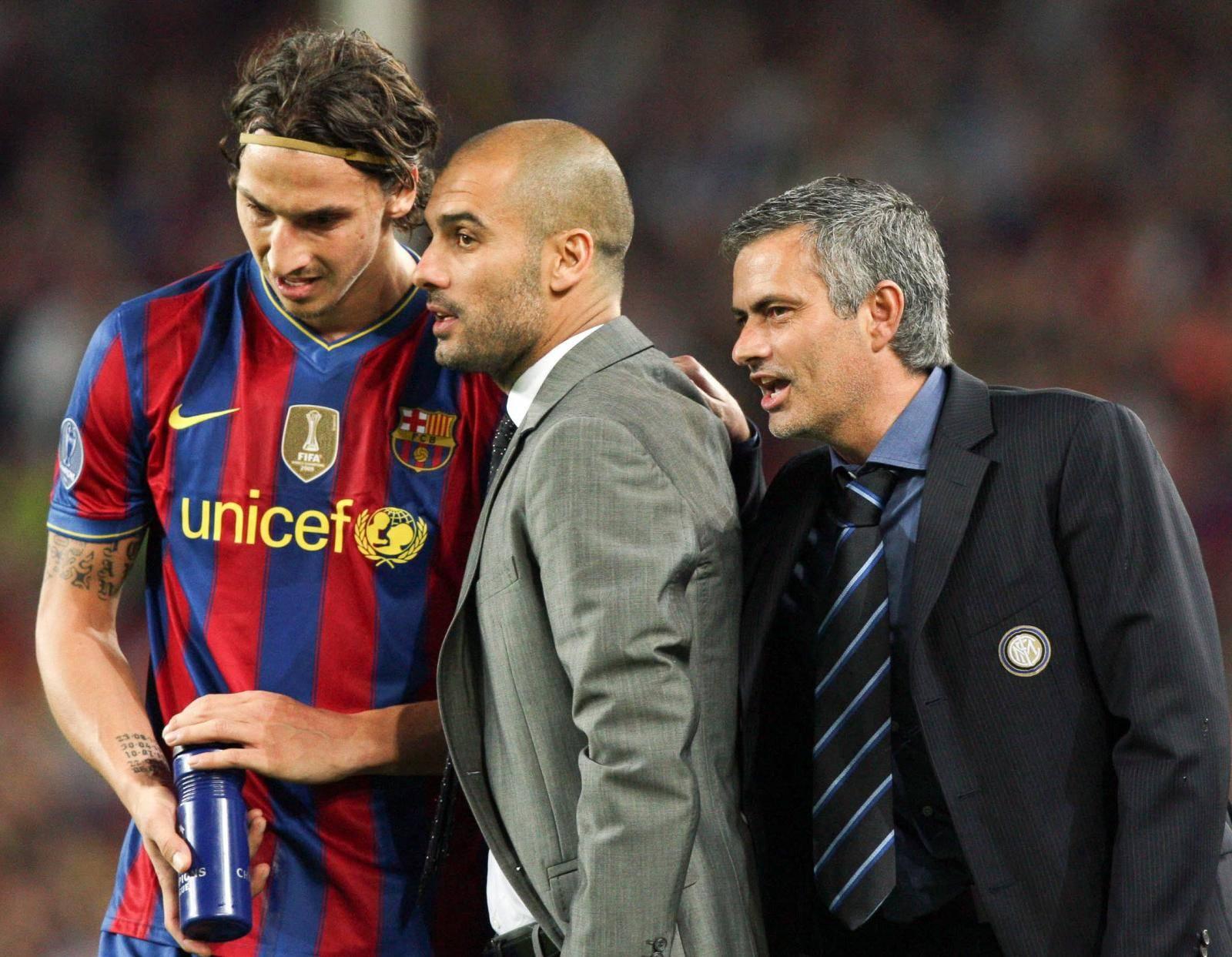 ESP, UEFA CL, FC Barcelona vs Inter Mailand