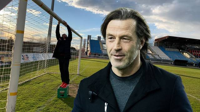 Nekad su na Goričanima bildali gol-razliku, a danas im smetaju čak i obične trake na stativama!