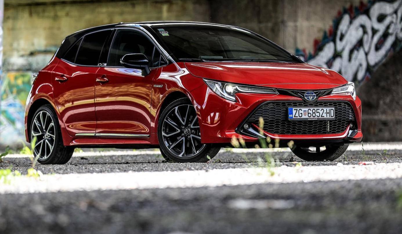 Corolla na testu: Nevjerojatno štedljiv i vrlo brz automobil