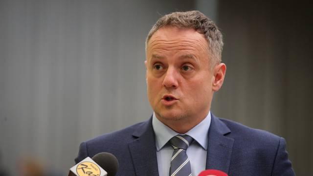 Zagreb: Kazimir Ilijaš održao konferenciju za medije