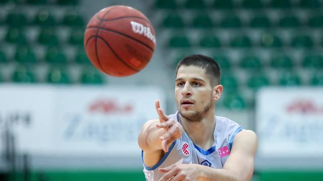 Zagreb: Hrvatski telekom Premijer liga, 21. kolo, KK Cibona - KK Hermes Analitica