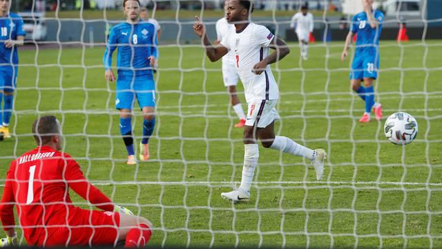 UEFA Nations League - League A - Group 2 - Iceland v England