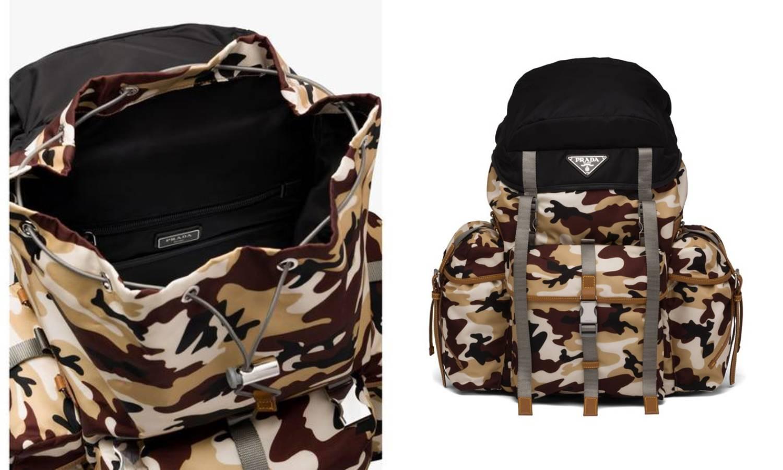 Prada predstavila novi army ruksak po cijeni od 17.000 kn