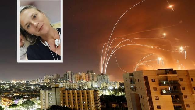 Mama iz Hrvatske o životu pod raketama Hamasa: Sinovima samo kažem da čekamo 'bum'