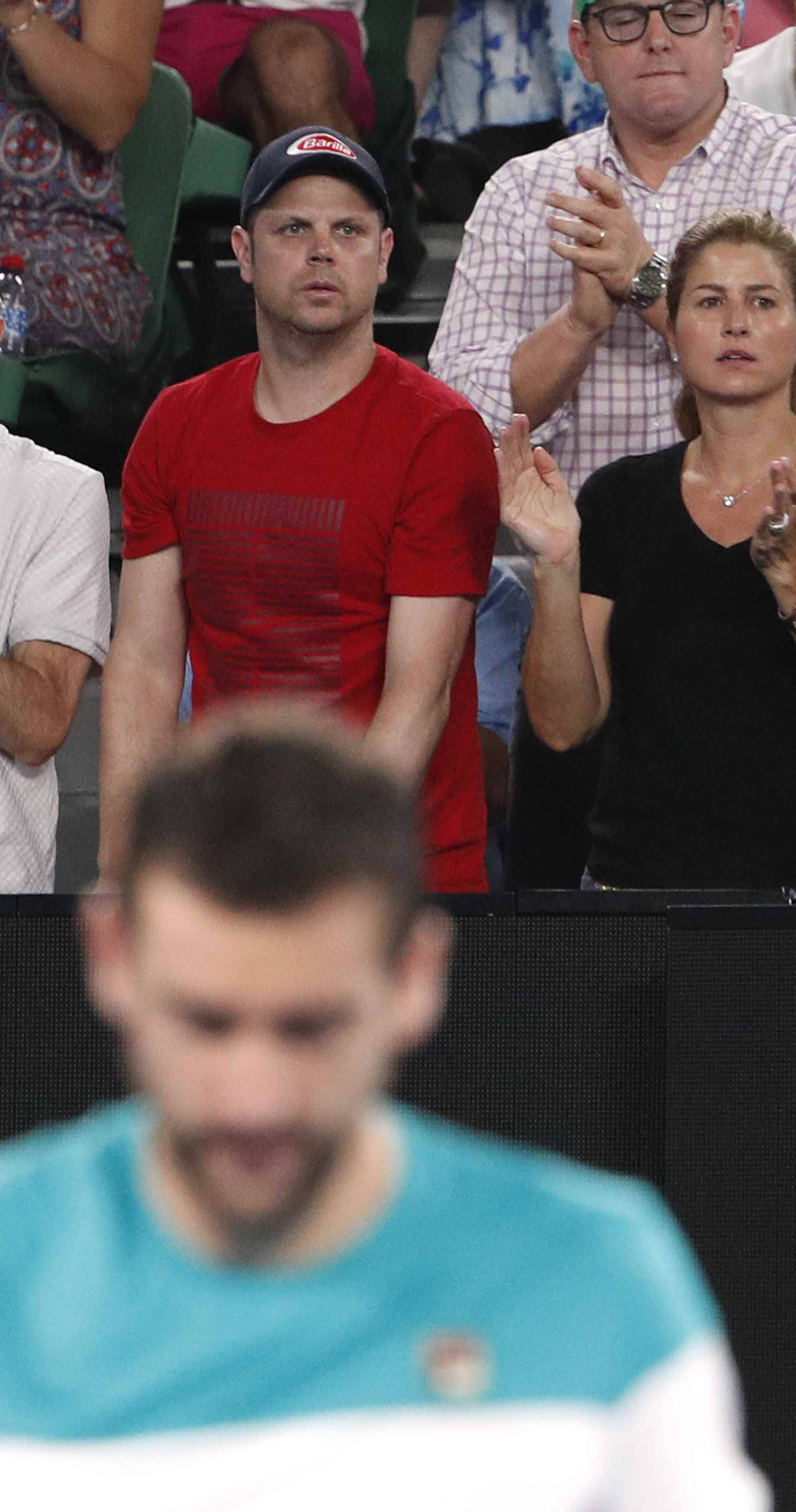 Tennis - Australian Open - Men's singles final - Rod Laver Arena, Melbourne, Australia
