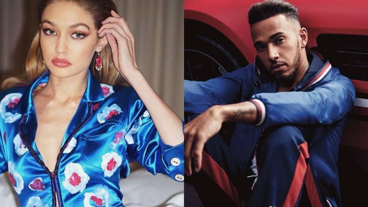 Kratko je tugovala: Gigi Hadid sada ljubi Lewisa Hamiltona?