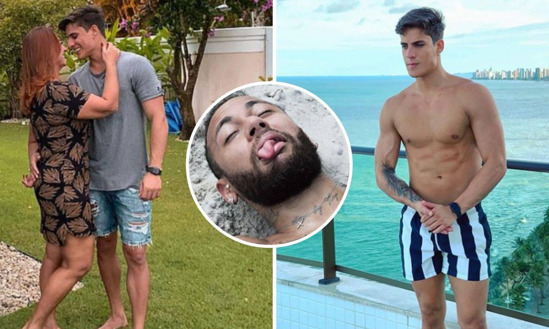 Drama u vili Neymarove majke: Svađala se s dečkom Tiagom, on završio u bolnici s porezotinama