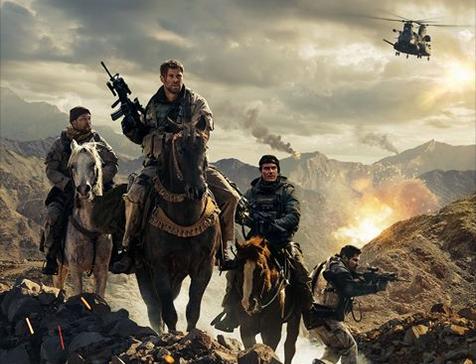 12 hrabrih je bilo jedino što je stalo između nevinih i Talibana
