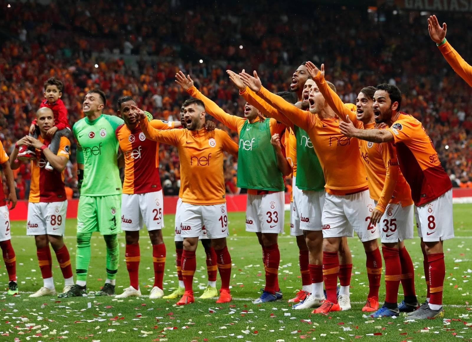 Super Lig - Galatasaray v Besiktas
