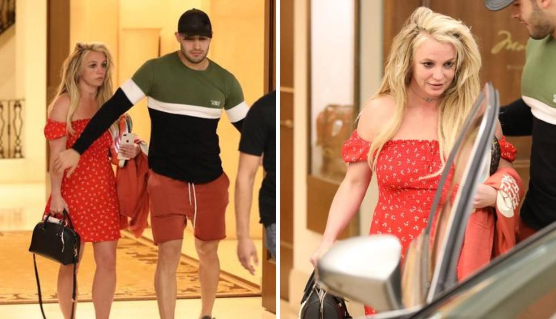 Britney je izašla sa psihijatrije: 'Dugo nije izgledala ovako loše'