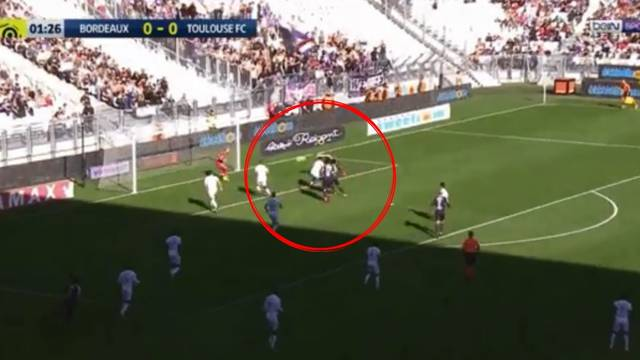 Toma Bašić glavom postigao ligaški prvijenac za Bordeaux