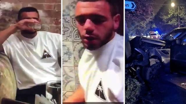Skandal: Igrači se pijani slupali, kapetan im je teško ozlijeđen...