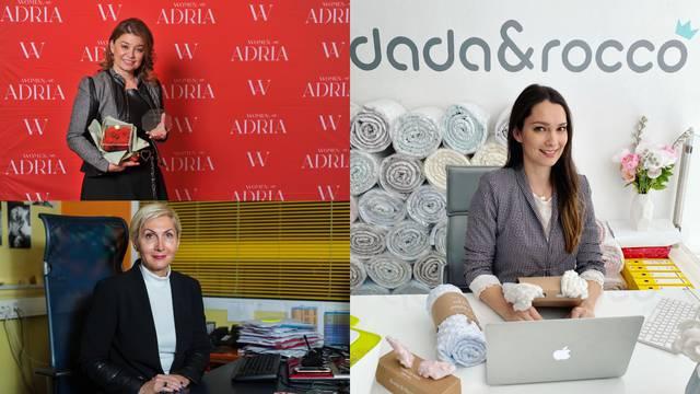 Dorotea, Kristina i Danira: One su naše najbolje poduzetnice!