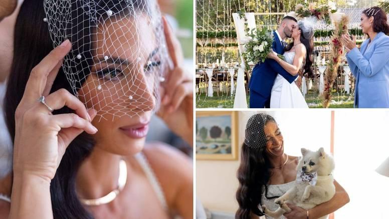 Ivana Španović otkrila detalje bajkovitog vjenčanja: Dao si da nosim tenisice na prvom plesu