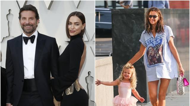 Irina Shayk prošetala je New Yorkom, zasjenila ju je kćerkica
