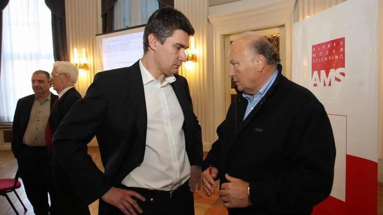 Linić svojim izjavama o MMF-u naljutio šefa Zorana Milanovića