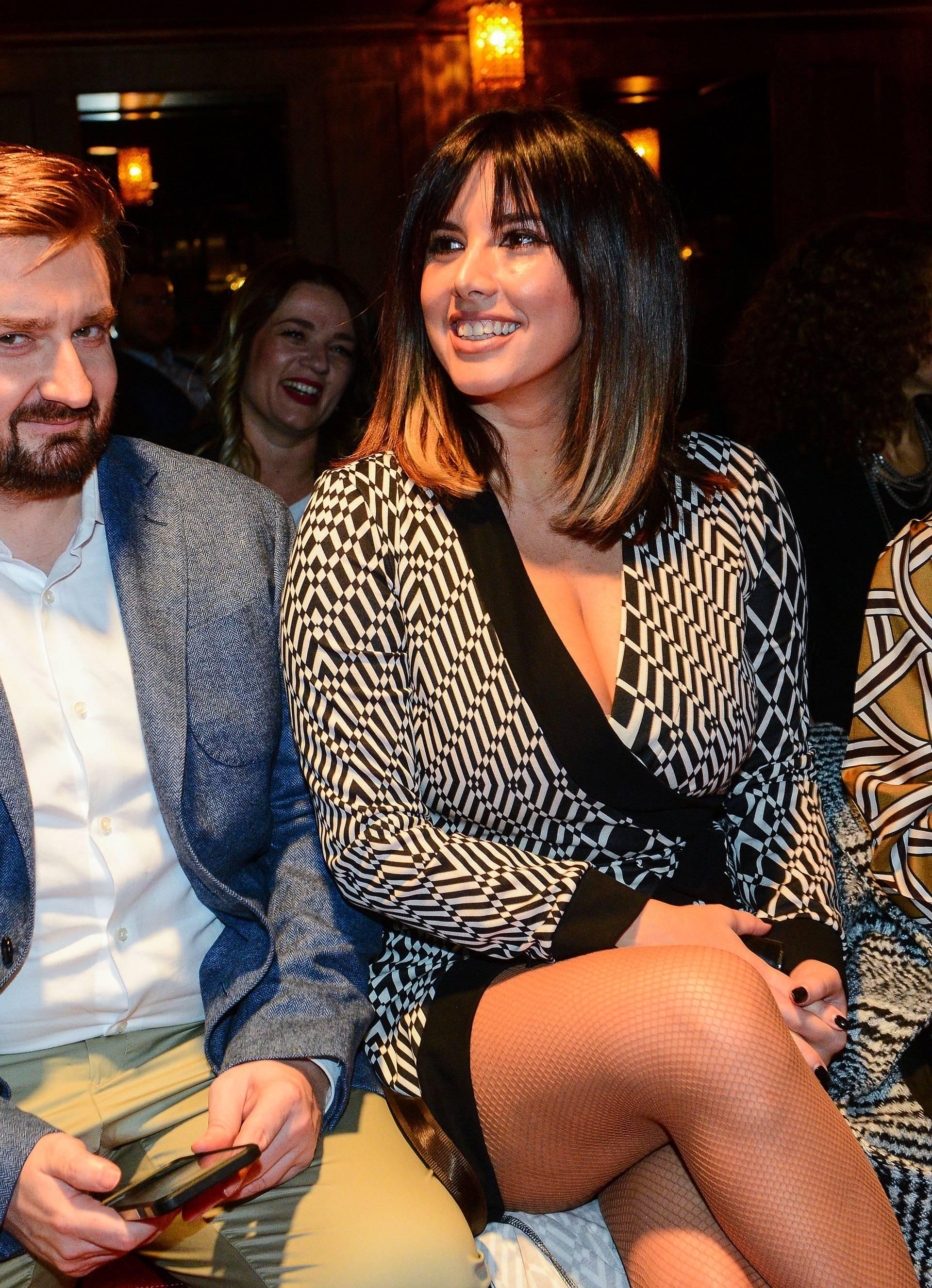 'Slave obline': Nives i Ecija se utegnule u Mehunkine haljine