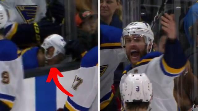 Šok u NHL-u: Hokejaš usred utakmice pretrpio srčani udar