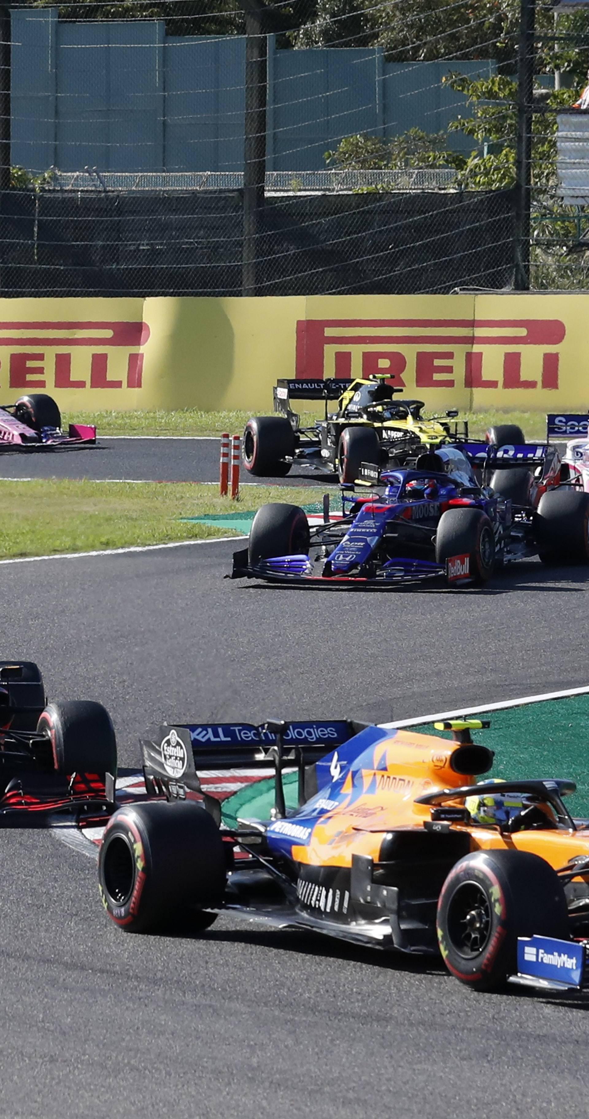 Financijski problemi: Formula 1 poslala pola radnika na odmor!