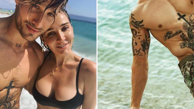 Vlaho Arbulić: 'Tatjana i ja smo tetovažu posvetili kćeri Luci'