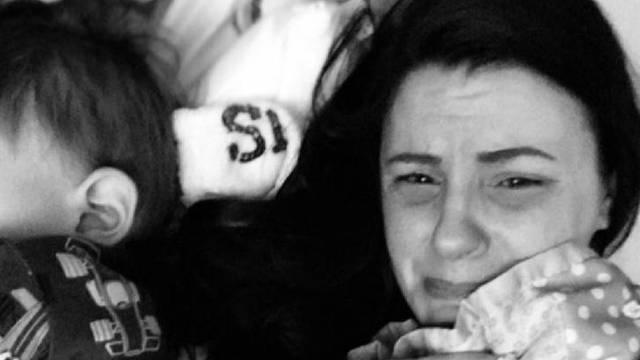 Ovo je moje lice apsolutnog očaja: Beba se ugušila dekicom
