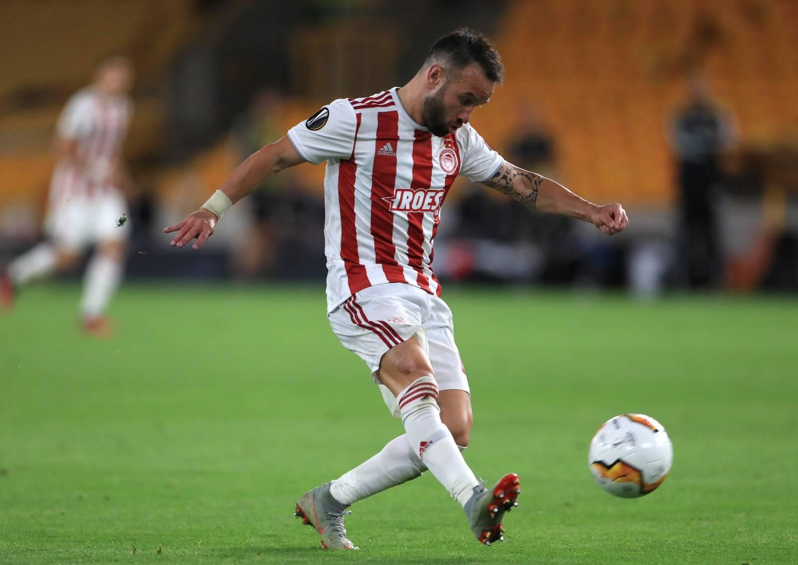 Wolverhampton Wanderers v Olympiakos - UEFA Europa League - Round of 16 - Second Leg - Molineux